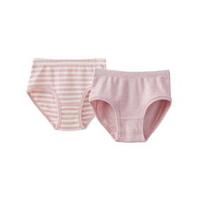 2条装 草木染三角内裤(女童)