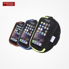 跑步指南 P612 运动跑步臂包 透明触屏iPhone6适用