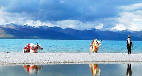 世界屋脊,雪域天堂 ——纳木错圣象天门珠峰羊湖冰川5天4晚