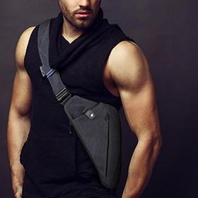 《型男必备》FINO收纳枪包 男生出门必备单品