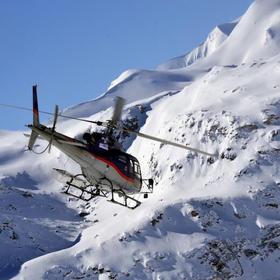 勃朗峰直升机观光之旅