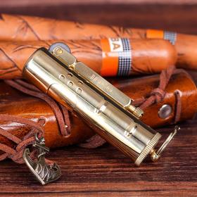 正品IMCO5900纯铜煤油复古打火机 便携创意个性打火机 奥地利风格配钥匙圈