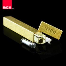 【预售2月26日发货】奥地利爱酷IMCO品牌ICX-001防风煤油打火机 纯铜纤巧口袋机