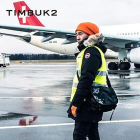 TIMBUK2 美国2017春夏新款经典印花邮差包单肩斜挎包信使包电脑包