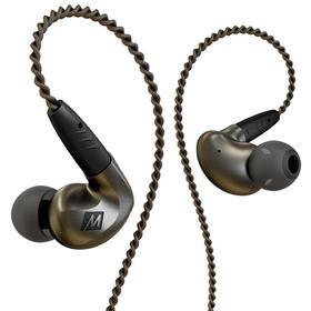 美国 MEE-audio Prinnacle P1高保真入耳式HIFI耳机 黑色