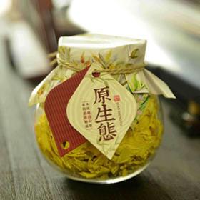 【南海网微商城】烘干莲花茶 玻璃瓶装