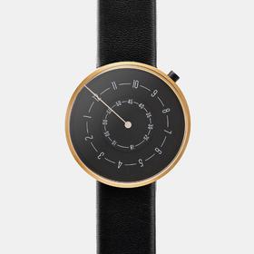 ULTRATIME 指针很懒趣味设计精美腕表 | 4 款(中国香港)
