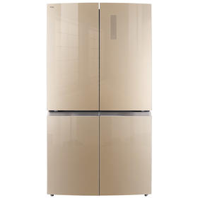 【TCL官方正品】TCL BCD-736WEBP50 736升 十字对开四门冰箱   变频风冷无霜 玻璃面板 电脑控温