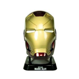 香港CAMINO钢铁侠Mark 46头盔蓝牙音箱|Mini 漫威官方授权|iPhone 7plus大小|音质出色