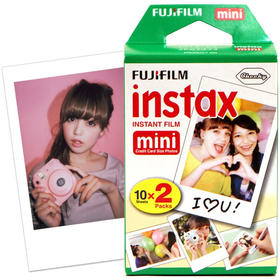 富士拍立得相纸 instax mini春春胶片