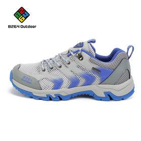8264户外徒步鞋2017春夏新品男士登山鞋防滑减震轻便透气运动鞋