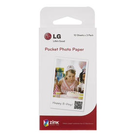 LG照片打印机相纸