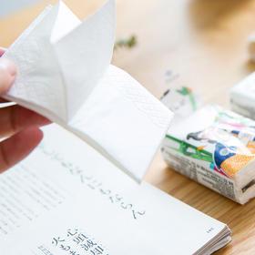 48包装 维达 4层印花手帕纸 12包/条*4条 | 严选拼拼 X 维达