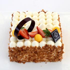 Grand Cake|香芒香缇蛋糕