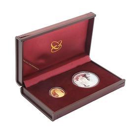 中国古代戏剧家汤显祖金银纪念币