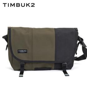 TIMBUK2 美国2017春夏新款经典拼色邮差包单肩斜挎包信使包电脑包