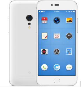 锤子 M1L(SM919)4GB+32GB 白色 全网通4G手机 双卡双待 全金属边框