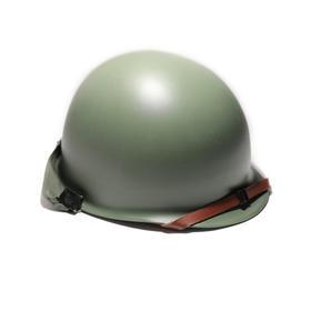 军工版M1双层钢盔