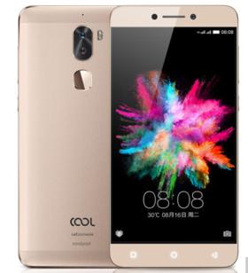 酷派 cool1 dual 锋芒金 4+64GB版 移动联通电信4G手机 双卡双待