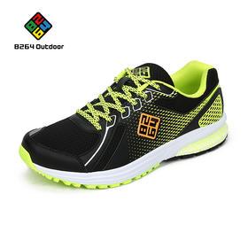 透气耐磨减震舒适运动跑鞋
