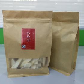 【食用菌】杏鲍菇 干货 食用菌 土特产 优等品 电烘干 120克