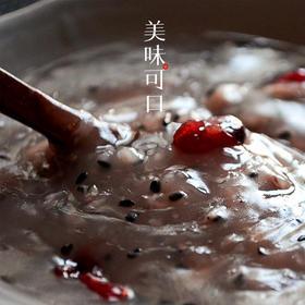 果仁藕粉(多种营养干果 科学配比 丰富口感 美味健康)