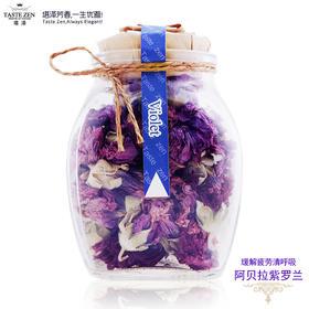 【包邮】塔泽 紫罗兰-大瓶装-花