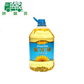 金龙鱼葵花籽油5L
