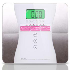 多利科(dretec)体脂秤脂肪秤体脂仪脂肪测量仪BS-228 白色WT