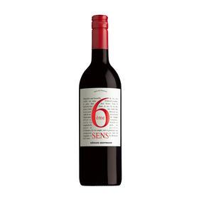 吉哈伯通第六感红,  法国 朗格多克 欧克IGP Gérard Bertrand 6ème Sens Rouge, France Languedoc  IGP Pays d'Oc
