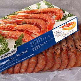 阿根廷红虾,野生海捕,极速船冻,自然生长纯净无污染,营养丰富,Q弹鲜嫩