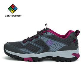 8264户外 情侣款徒步鞋2017春夏新品舒适防滑耐磨透气登山鞋
