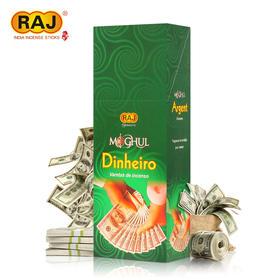 RAJ印度香 财富香Money 正品印度原装进口手工香薰熏香线香037