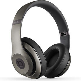 Beats studio wireless 头戴式耳机 -录音师蓝牙无线版 HiFi 降噪 带麦