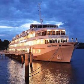 欧洲内河游船旅行