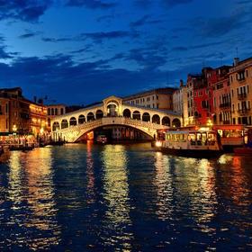 威尼斯观光游船巴士通票