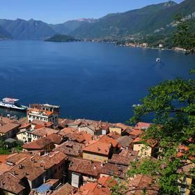 科莫湖和贝拉焦小镇一日游