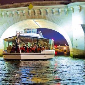 巴黎2日旅行套餐含塞纳河游船晚宴