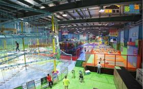 【周五、周末】长沙最大的芒果多乐岛蹦床妈网6折售票,20多种游乐设施等你来玩!