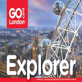 伦敦探索者通票自选3,4或5个景点