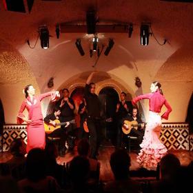 Tablao Cordobes晚餐+弗拉明戈舞蹈表演