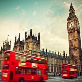 伦敦城市观光巴士游船通票4