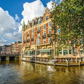 阿姆斯特丹游船之旅