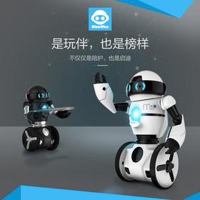 WowWee 智能玩具机器人 Mip!搏斗+跳舞+举重,手势遥控,APP对战,益智玩具