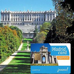 马德里城市通票