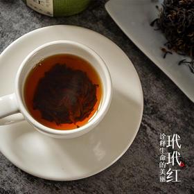 玳玳红茶(产自福建武夷山 高温窨制工艺 开胃通气 茶汤红艳明亮香醇鲜嫩甜爽回甘)
