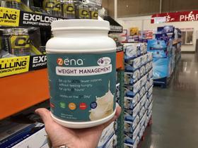 美国直邮 Zena fabuless fit全营养粉 营养代餐 720g桶