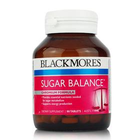 Blackmores澳佳宝血糖平衡片90片缓解糖尿困扰降低胆固醇