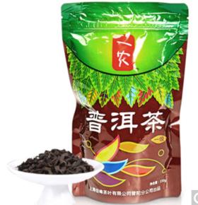 一农 一级普洱茶 150g/袋