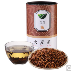 希怡 大麦茶 250g/罐